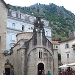 "Cathedral in Kotor <a style=""margin-left:10px; font-size:0.8em;"" href=""http://www.flickr.com/photos/14315427@N00/14838171224/"" target=""_blank"">@flickr</a>"