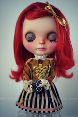 A Doll A Day. Aug 4. Smile!
