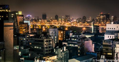 View to Danshui River