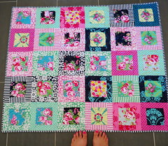 Beauty Queen Squares (Sweet Baby Jamie) Tags: beauty quilt squares queen jenniferpaganelli