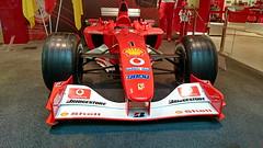 Ferrari F1 Shop - Dubai (Hussein Kefel) Tags: 1 dubai f1 ferrari formula festivalcity