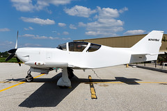 N747DJ (✈ Greg Rendell) Tags: private airplane experimental unitedstates pennsylvania 1987 aircraft aviation flight pa spotting westchester kitplane n99 brandywineairport oqn westchesterairport koqn n747dj eigenbauglasairrg gregrendellcom