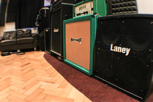 live room amps