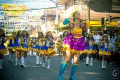 Higalaay: Kagay-an Festival 2014 (amarkgio) Tags: street st festival balloons de colorful dancing cathedral philippines grand august an parade 28 augustine floats cagayan oro mindanao 2014 maskara kagay dvsoria higalaay