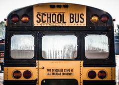 Schweddy Bus (gfpeck) Tags: school bus assignment weekly active explored bestofweek1 bestofweek2