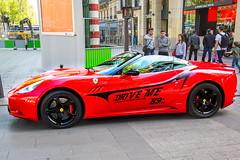 Ferrari California (3) (Jos M. Arboleda) Tags: california paris car canon eos jose ferrari 5d francia automovil arboleda markiii ef24105mmf4lisusm josemarboledac