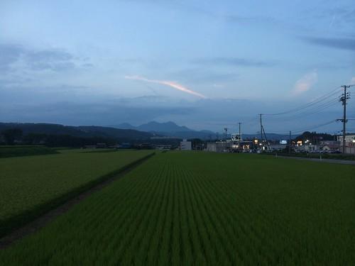 Sight in Miyagi.