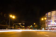 nightlife (3 von 3) (m. a. photo-arts) Tags: city lightpainting night canon germany deutschland eos is kino nightlife 1855mm stm efs farben dessau langzeitbelichtung stativ sachsenanhalt 13556 70d lichtzieher