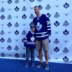 "HE MET REIMER!!! #tmlfanfest14 • <a style=""font-size:0.8em;"" href=""http://www.flickr.com/photos/10624169@N08/14984380200/"" target=""_blank"">View on Flickr</a>"