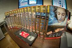 Twin Peaks - Korean version VHS, (memories with Moonsun & Toughkid) Tags: david lynch korea korean twinpeaks vhs