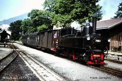 77.0392  Molln (Frank's Railway Photos) Tags: dampflok molln garsten steyrtalbahn austrianrailways bb