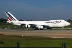 F-GIUA 747 Air France OPO (Bene Riobó) Tags: boeing747 747 airfrance opo lppr fgiua airfrancecargo 747428f