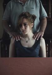The Standover Man (Rachel.Adams) Tags: girl dark creepy abuse controlling thebookthief abusiverelationship thestandoverman