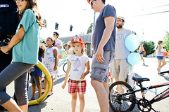 Phinneywood Summer Streets - 2014 (Seattle Department of Transportation) Tags: seattle street summer kids fun happy play greenwood transportation phinneyridge activation sdot summerstreets phinneywood