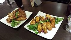 Chicken Wings (Roohul Islam) Tags: cambridge food chicken yummy wings delicious foodporn rockers chickenwings foodgotmerked rockerssteakhouse