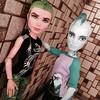 Fashion Models (MyMonsterHighWorld) Tags: monster high doll gil webber mattel deuce gorgon 2pack manster gillington mansters