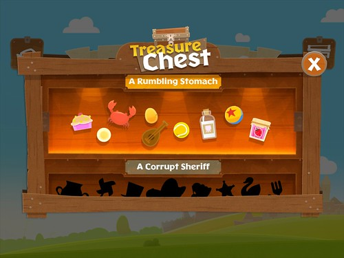 Tiny Thief Collections: screenshots, UI