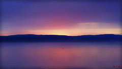 Bodensee Sonnenuntergang (Luca Rohmann) Tags: photoshop germany sonnenuntergang samsung filter bodensee
