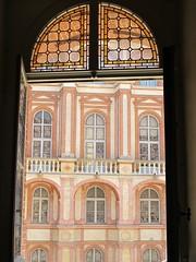 Chteau (XIVe-XVe) de Saint-Germain-en-Laye (78) (Yvette Gauthier) Tags: ledefrance brique 78 chteau renaissance saintgermainenlaye yvelines