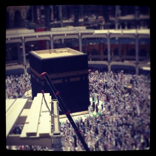 Beautiful Ka'bah July 2013 #throwback #umra #kabah #baitullah #mecca