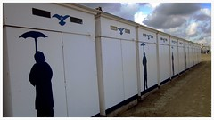 Cabines de plage - Dunkerque