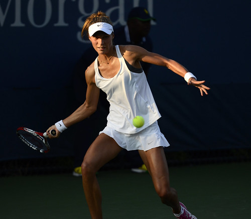 2014 US Open (Tennis) - Tournament - Kat by Steven Pisano, on Flickr