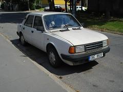 Škoda 120 L (Skitmeister) Tags: classic vintage oldtimer klassieker klassiker classique carspot skitmeister car auto pkw voiture машина авто automobile skoda škoda czech