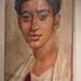 Mummy Portrait of a Man (1st c  CE)