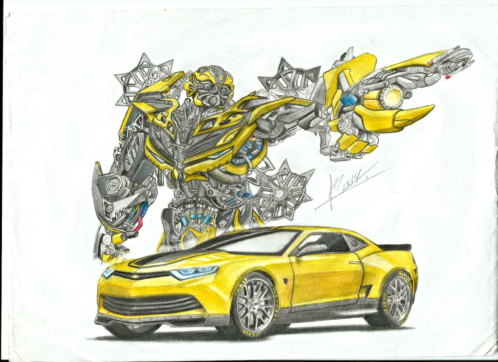 The World's most recently posted photos of camaro and drawing
