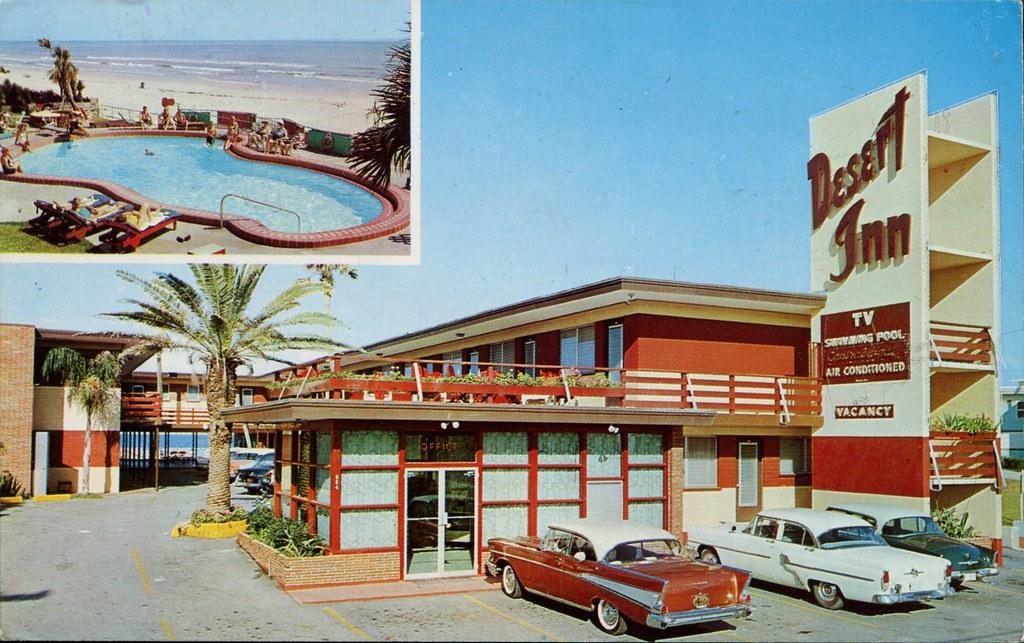 Americana Hotel Daytona Beach Florida
