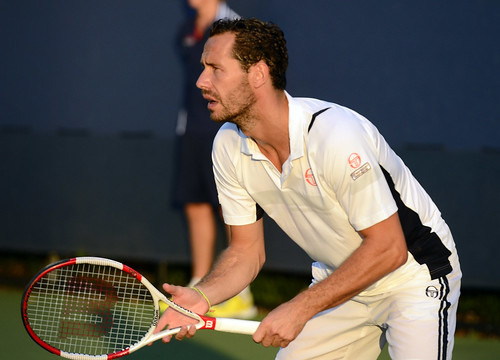 Michael Llodra - 2014 US Open (Tennis) - Tournament - Michael Llodra