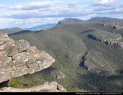 Reed Lookout, Grampians NP, Australia (JH_1982) Tags: mountain mountains reed nature landscape halls scenic gap australia victoria lookout balconies vic australien australie the austrlia  australi