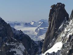 Chamonix, massif du Mont-Blanc, alpes italiennes (Ytierny) Tags: france horizontal alpes glacier piton neige midi chamonix montblanc alpinisme hautesavoie valleblanche sommet aiguille et paroi italiennes massifdumontblanc hautemontagne alpesdunord ytierny