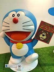 100 Doraemons (Jerry (jerrywongjh)) Tags: expo secret malaysia doraemon jb 100 gadget gadgets ドラえもん johorbahru 多啦a梦 小叮当