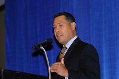 J. Adalberto Quijada is the District Director of the Santa Ana District Office of the U.S. Small Business Administration