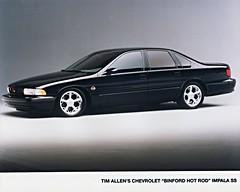 "Tim Allen's Chevrolet ""Binford Hot Rod"" Impala SS"