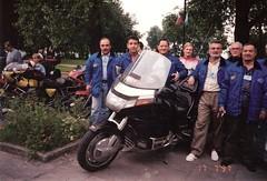 96-piloti-radunisti-al-rally-fim-di-cracovia-in-polonia----1997