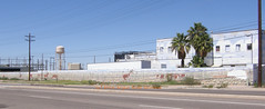 Mural at Grant Road and I-10 (tat2dqltr) Tags: mural publicart tucsonarizona stockyard grantroad