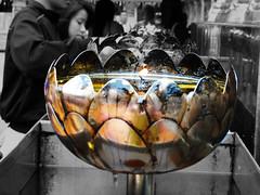 Serenity (sarahradford47) Tags: travel colour thailand temple asia selective