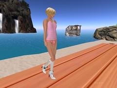 Joy-Azure-1_001 (joywildlife) Tags: secondlife sl beach femboy shemale