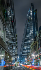 Leadenhall Building (aurlien.leroch) Tags: leadenhallbuilding london londres uk england cityoflondon nikon d3000 cityscape longexposure