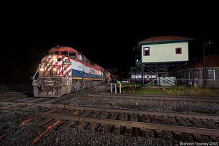 BC Rail in Marion, Ohio