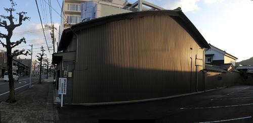 panorama 2016 oct 27 long lot- city house (machi-ya)