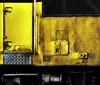 56078 at Worcester Shrub Hill (robmcrorie) Tags: 56078 worcester shrub hill colas class 56 grid rhtt train rail railway yellow dirt locomotive