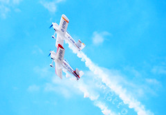FIREFLIES DISPLAY TEAM (tommypatto : ~ IMAGINE.) Tags: southport airplanes airshows aircraft