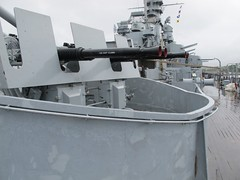"""USS Massachusetts BB-59 49 • <a style=""""font-size:0.8em;"""" href=""""http://www.flickr.com/photos/81723459@N04/30360693391/"""" target=""""_blank"""">View on Flickr</a>"""