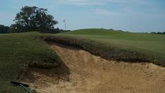 No. 8 bunkering (cnewtoncom) Tags: mossy oak golf club mississippi gil hanse architecture gilhanse golfarchitecture mossyoakgolfclub