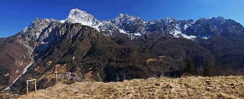 Monte Sernio massif