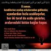 Kerim Kur'an 2-266 (Oku Rabbinin Adiyla) Tags: allah kuran islam ayet ayetler verse god religion bible jesus hell heaven judgementday distopia nightmare islamic tevhid