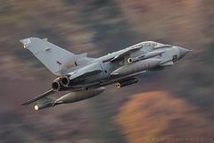 'Sneak Pass' (benstaceyphotography) Tags: raf royal air force panavia tornado gr4 lfa17 low level military training marham nikon aviation slowshutter loughrigg fell panning speed motion blur ben stacey za546 038